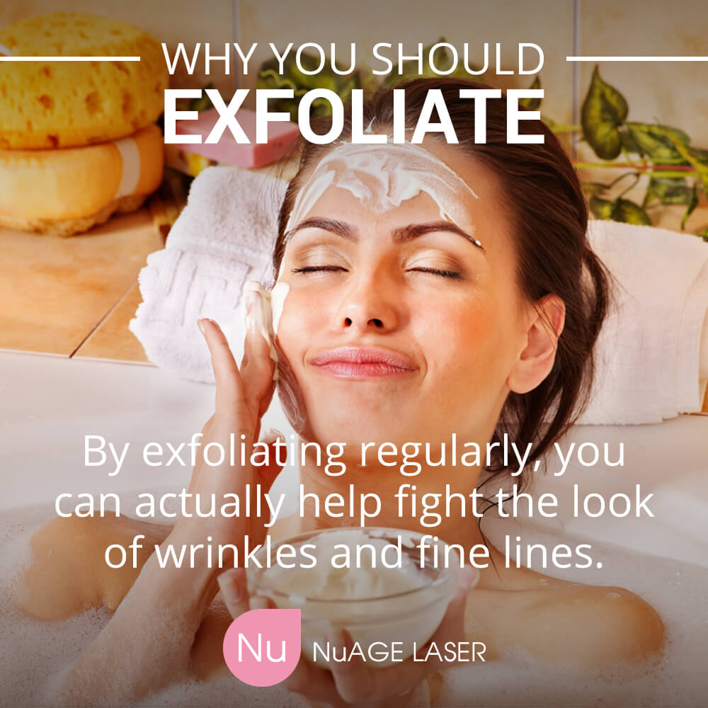 ... wrinkles – so be sure to keep it as a part of your skincare routine